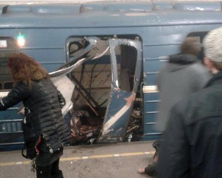 Arrestato un organizzatore della strage di San Pietroburgo