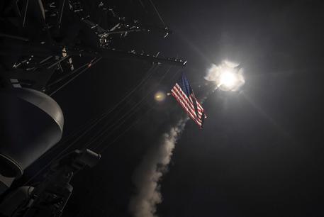 US Syria © AP