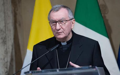 Il cardinale Parolin:
