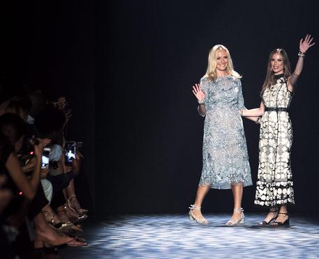 All'Arab Fashion Week special guest Antonio Marras e Georgina Chapman
