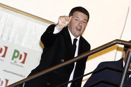 Assemblea nazionale del Pd, Renzi proclamato segretario: