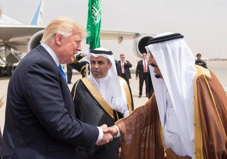 Gli Usa forniranno ai sauditi armi per 110 miliardi di dollari