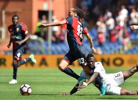 Genoa-Torino 2-1: ancora una sconfitta per i granata