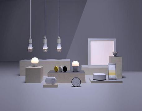Ikea casa smart con luci compatibili con apple e google hi tech