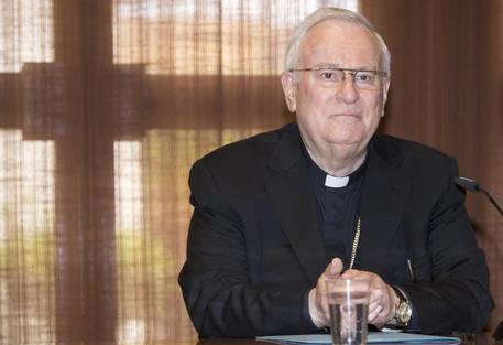 Cardinal Gualtiero Bassetti © ANSA