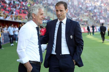 Bologna-Juventus © ANSA