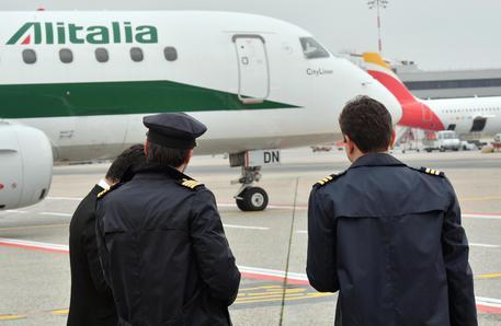 Alitalia © ANSA