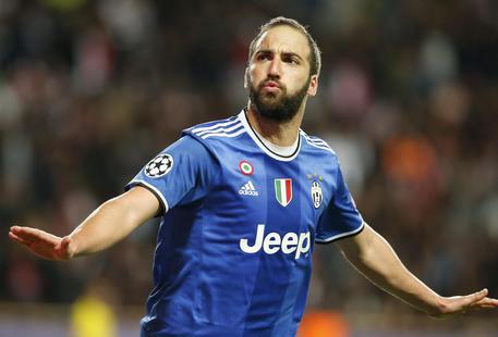 Monaco Juventus © EPA
