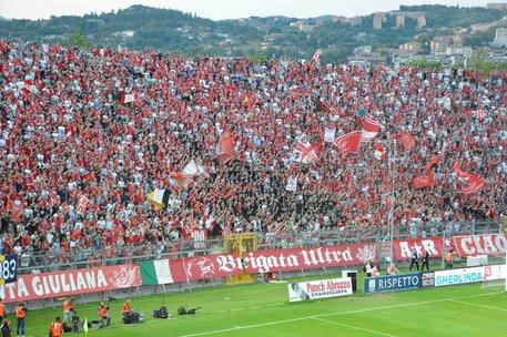 Carpi-Benevento per la serie A