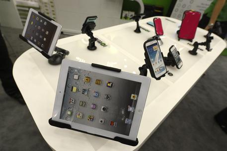 Mercato mondiale dei tablet ancora giù,-8,5%