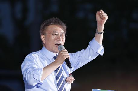 Corea del Sud: vince Moon Jae In