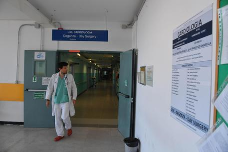 Cofferati, l'ospedale San Martino: