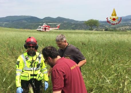 Sassoferrato, ritrovato morto l'anziano scomparso ieri notte