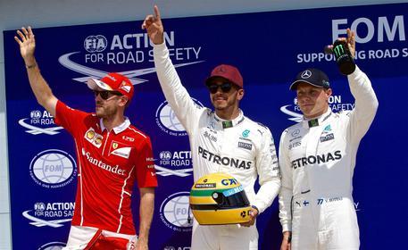Hamilton primo in Canada Vettel, che rimonta