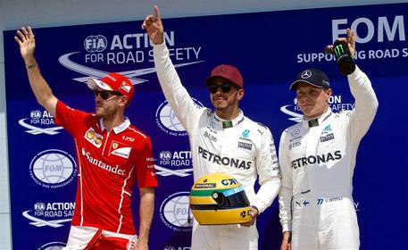 Formula 1 Canada, Hamilton-Bottas: doppietta Mercedes. Ma che Vettel!