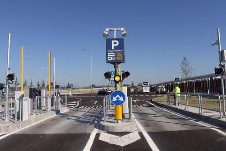 Autostrade: aperto parcheggio multimodale su A1 a Scandicci