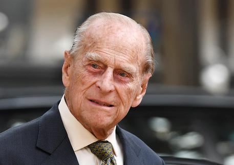Principe Filippo ricoverato in ospedale per una infezione