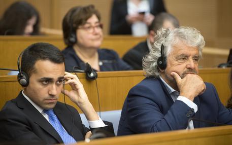 Grillo, due mandati e no alleanze principi inderogabili © ANSA