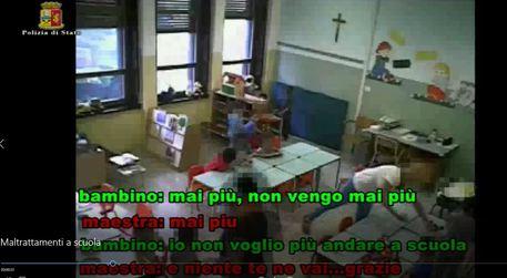 Ragusa, maltrattamenti in un asilo