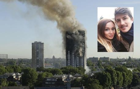 Incendio a Londra © Ansa