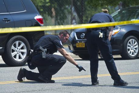 Il luogo della sparatoria ad Alexandria, Virginia © AP