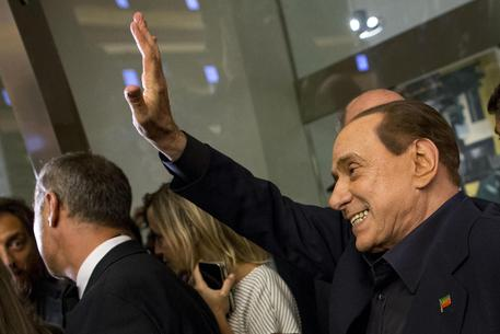Berlusconi: il centrodestra unito vince