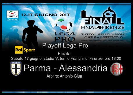 YouTube, Alessandro Lucarelli: discorso prima di Parma-Alessandria