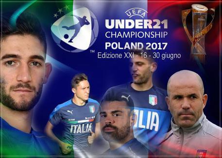 Eurogol di Pellegrini e poi Petagna: l'Italia batte la Danimarca