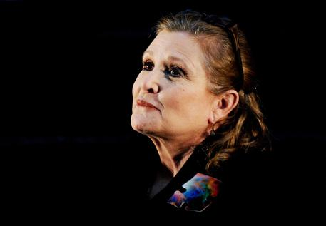 Carrie Fisher © EPA