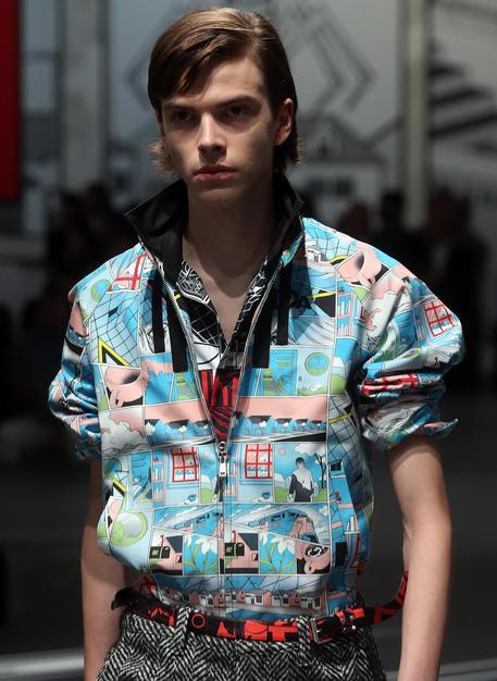 prada camicie uomo 2017