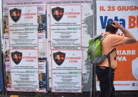 Elezioni comunali, alle 12 affluenza in calo rispetto al primo turno