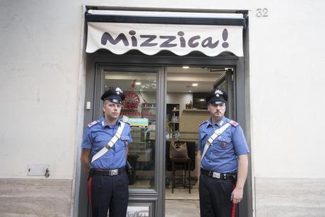 Sigilli a bar e locali movida vip Roma © ANSA