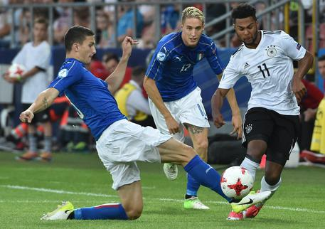 Italia-Germania © EPA