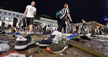 Torino, migliora il bimbo ferito dopo panico in piazza San Carlo