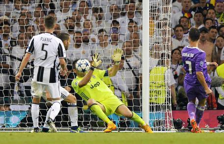 Champions: Juventus-Real Madrid 1-4 8daa56b667771beb8b54950d800cb1ab