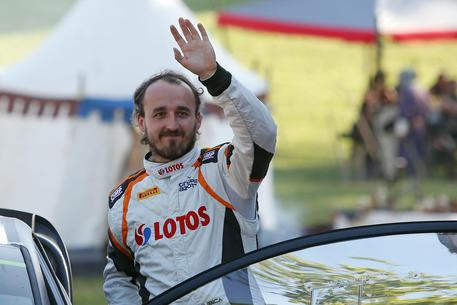 Kubica torna al volante di una Formula 1
