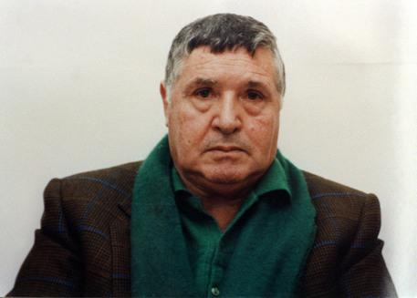 Il boss della mafia Toto Riina