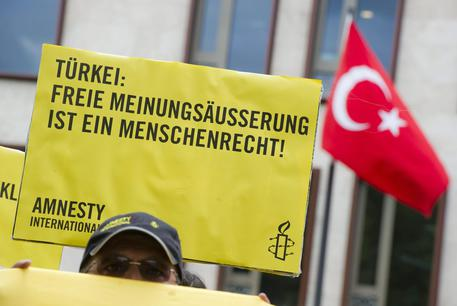 Turchia, rilasciata direttrice Amnesty © ANSA