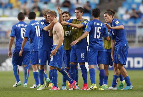 Mondiali Under 20: ltalia ko con l'Inghilterra, finisce 1-3