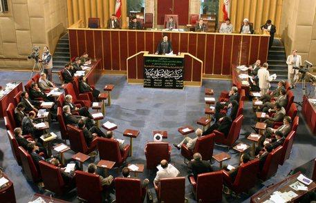Parlamento Teheran © ANSA