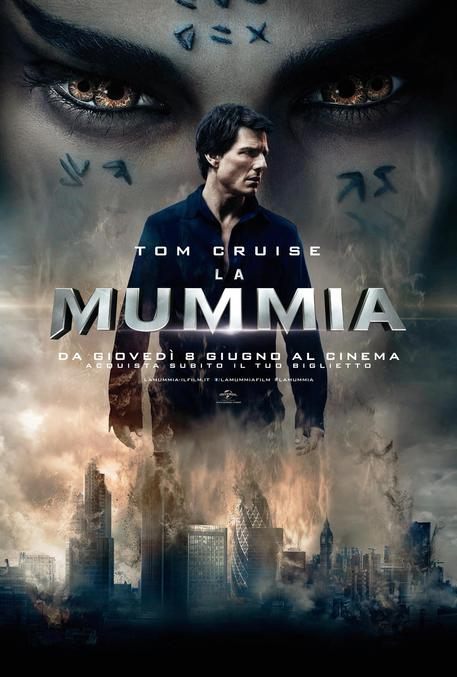 Cinema: La Mummia con Tom Cruise © ANSA