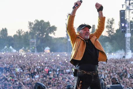 Vasco Rossi, a Modena il concerto dei record © ANSA