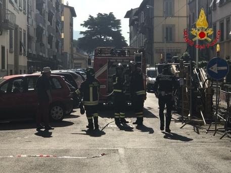 Fuga di gas, evacuate palazzine in via Michelazzi a Firenze