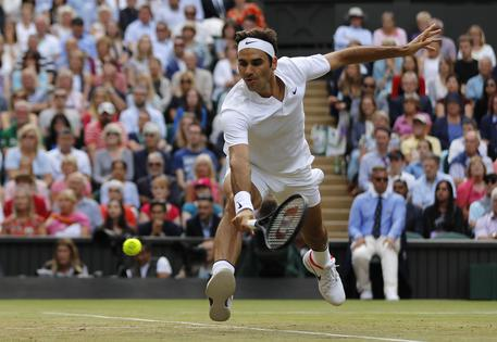 Roger Federer vince per l'ottava volta a Wimbledon. Cosa ha dichiarato?