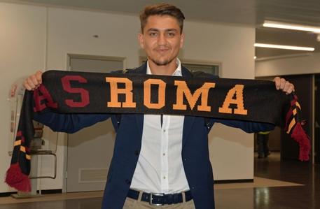 Roma: Ufficiale acquisto turco Under 0a62f255fa74efd20911cc928087674e