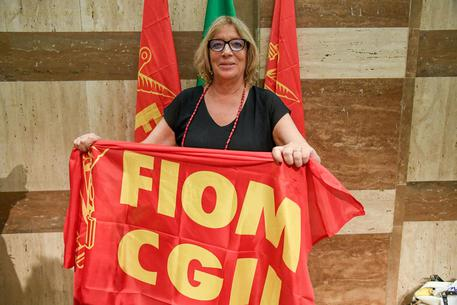 Fiom: Francesca Re David eletta segretaria generale