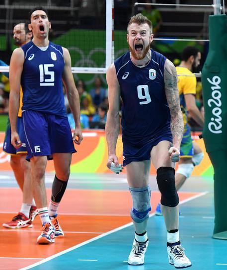 Volley, Zaytsev abbraccia Modena: