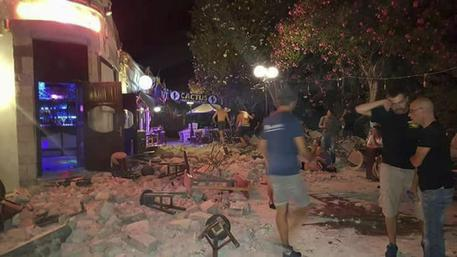 Terremoto in Grecia e Turchia: due morti a Kos