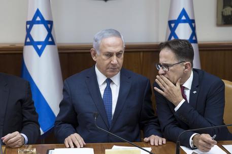Sotto attacco l'ambasciata di Israele in Giordania