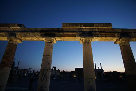 Pompei:Restaurati 30 edifici, verso nuovo record visitatori